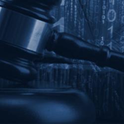 Jurimetria: estatística e probabilidade aplicadas ao Direito.
