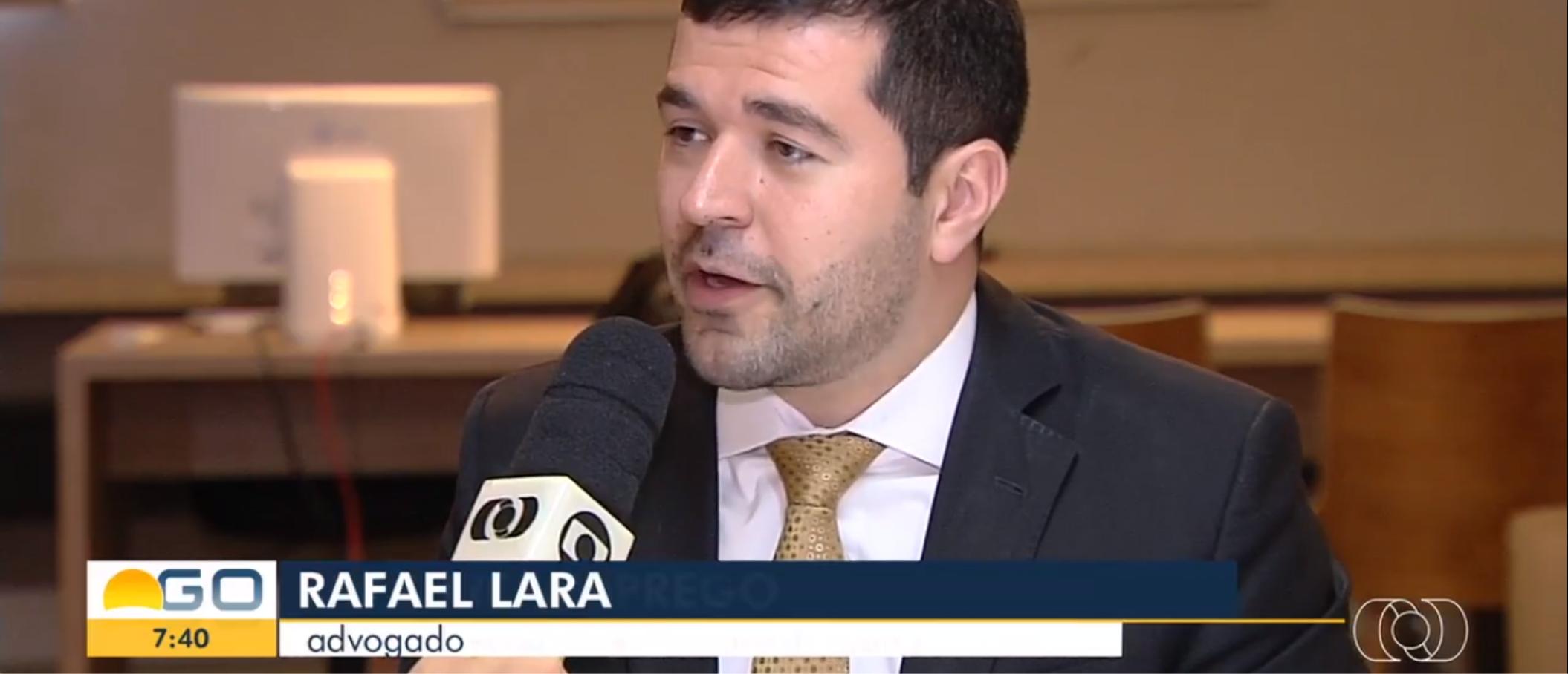 Entrevista Rafael Lara Martins. Tv Anhanguera – Bom Dia Goiás.